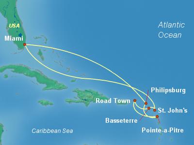 שייט ממיאמי לקריביים | MSC Divina