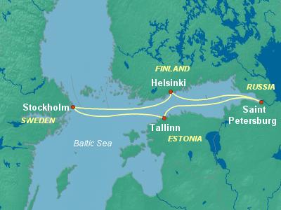 שייט בים הבלטי