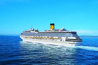 Costa Fortuna - Ship Rating 3.3