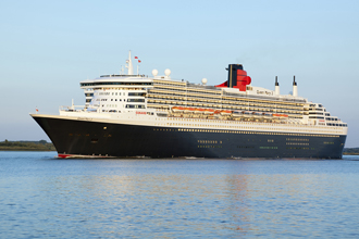 Queen Mary 2 - Ship Rating 4.4