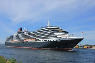Queen Victoria - Ship Rating 3.9