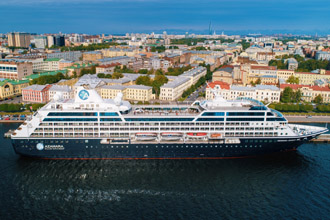 Azamara Journey - Ship Rating 4.4