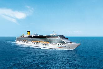 Costa Deliziosa - Ship Rating 3.3