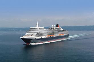 Queen Elizabeth - Ship Rating 4.3