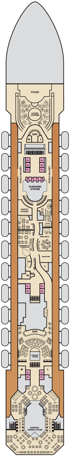 carnival sunshine deck plans pdf