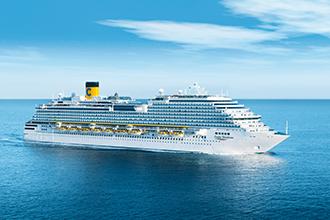 Costa Diadema - Ship Rating 3.6